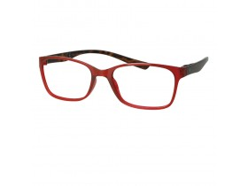 Centrostyle 56275 shiny red/demi 52-17-155