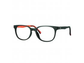 Centrostyle 56358 mat black/orange 47 16-135 ultem frame + magnetic clip-on