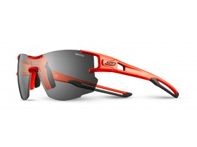 Julbo Aerolite orange fluo, reactiv photochromic 0 - 3 cat.