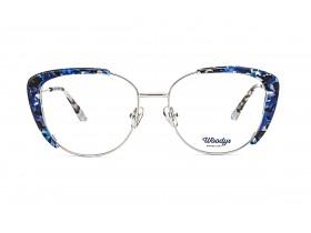 Woodys Astrid 02  silver-blue 51-16 145F