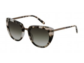 Balmain 2068 white tortoise 53-21 grad.brown 2