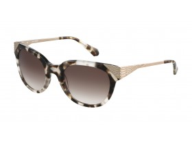 Balmain 2082 white tortoise 53-22 grad. brown 2