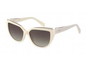 Balmain 2107 ivory/ grad.brown 57-15 140F cat 2