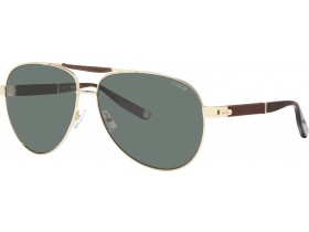 Bally 4042A gold/Green Polarized cat 3 AAC 62-13 140F