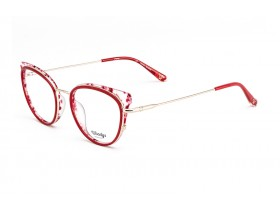 Woodys Canguro 03 red-white acet.  50-18 140F