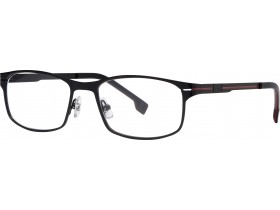 Cerruti 6087 black/red 55-18  140F
