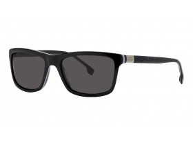 Cerruti 8046 black/grey-grey 55-18 145F