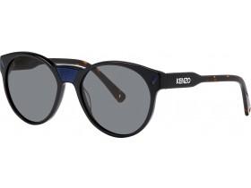 Kenzo 3178 black blue 54-18 AGK  145F