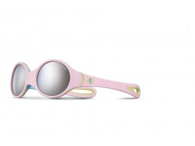 Julbo Loop pink/sky blue/beige sp 4