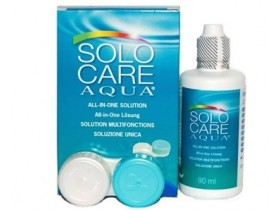 Solocare Aqua 90ml+konteiner 59,56 €/l