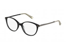 Sonia Rykiel 7309 black/stripes cream 51-17 135