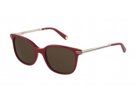 Sonia Rykiel 7724 red  brown/cat 3  53-19