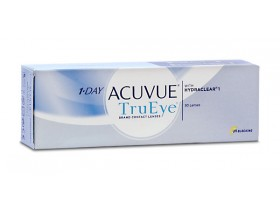 Kontaktl. Acuvue True Eye 1-day 30-шт e-poes