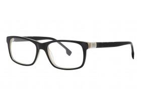 Cerruti 6061F black/beige 55-18 145F