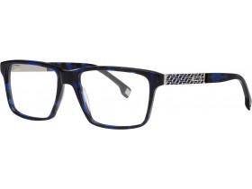 Cerruti 6092 blue tortoise 55-16  145F