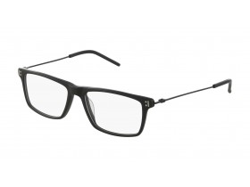 Cerruti 6129 matt black 54-17  145F