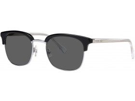 Cerruti 8055 black crystal/ grey / cat 3 54-21 145F