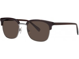 Cerruti 8055 brown/crystal brown/ grey / cat 3 54-21 145F