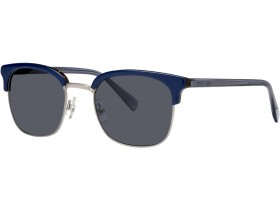 Cerruti 8055 blue/crystalblue/brown/cat3 54-21 145F