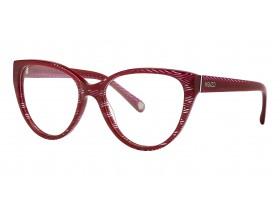 Kenzo 2231 pink stripe 54-17 140