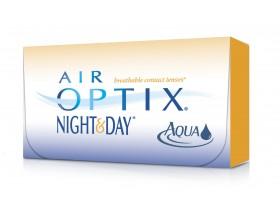 Kontaktl. AirOptix Night&Day Aqua e-poes