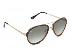 NOVA™ 5517 F01 Winnie  59-17 142 must kuldsega/üleminekuga roheline kuldse peegelklaasiga