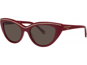 Sonia Rykiel 7714 burgundy / full brown /cat 3  54-19  140F