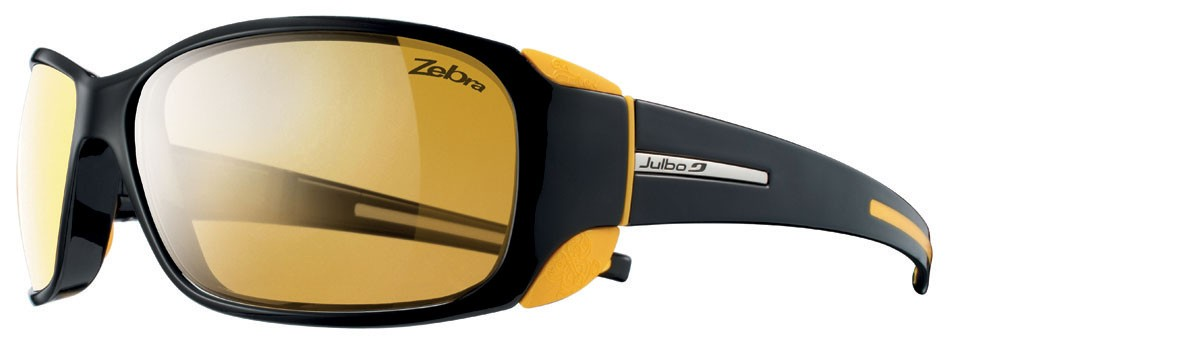 424ec1f4797b Julbo Montebianco black yellow Zebra