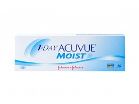Acuvue 1-day Moist 30 kpl