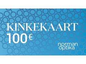 Kinkekaart Norman-Optika 100€