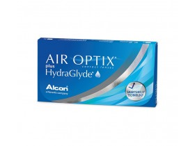 AirOptix plus Hydraglyde