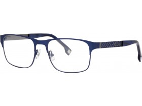 Cerruti 6091 blue matt 55-18  140F