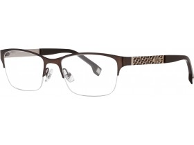 Cerruti 6093 brown 53-18  140S