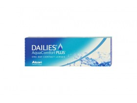 Dailies AquaComfort Plus 30-pakk e-poes