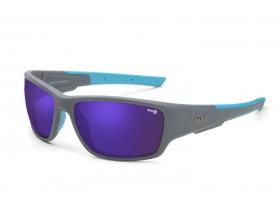 NOVA™ 5917 F03 Hurricane 61-16 136 pruun polaroid sinise peegelklaasiga/hall