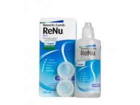 ReNu MPS Sensitive 120 ml +konteiner 49,17€/l