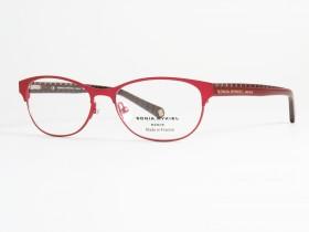 Sonia Rykiel 7298 red/red stripes 53-15  140F