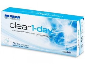 Clear1-day 30-pcs