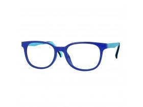 Centrostyle 56359 blue 47 16-135 ultem frame + magnetic clip-on