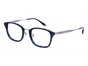 Bally 3509 blue tortoise 51-21 145F