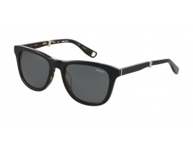 Bally 4051 black/tortoise, black/cat 3  55-19