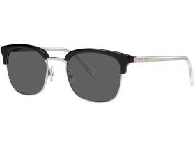 Cerruti 8055 black crystal/ grey / cat 3 54-21 145F