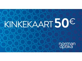 Kinkekaart Norman-Optika 50€