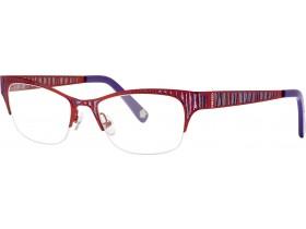 Kenzo 2240 red/purple 52-18 140
