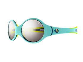 Julbo Loop sky blue/yellow sp 4