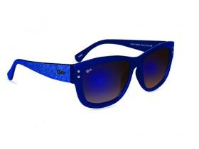 NOVA™ 2715 F02 Dion 55-16 138 pruun sinine peegelklaas/sinine teksa