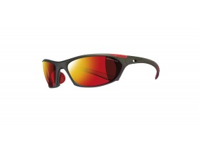 Julbo Race black sp3 + red flash