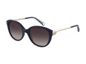 Sonia Rykiel 7726 blue navy grad.brown/cat 3  54-18  140F